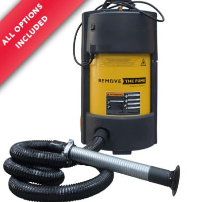 vacuum fume extractor